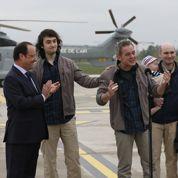 Les ex-otages commencent à raconter leurs conditions de détention