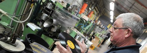 Le vinyle «made in France» victime de son succès