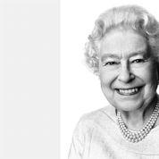 La reine Elizabeth II se fait tirer un portrait malicieux