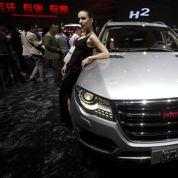 Chine : les SUV ont le vent en poupe
