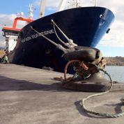 Cure de jouvence pour le navire austral Marion Dufresne