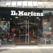 Dr Martens construit sa renommée mondiale