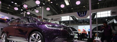 Renault vise 500.000 ventes en Chine