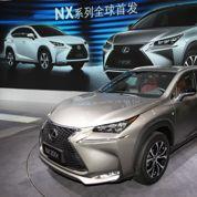 Embouteillages de SUV à New York et Pékin