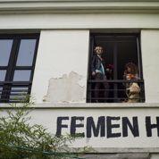 Les Femen menacées d'être expulsées de leur squat