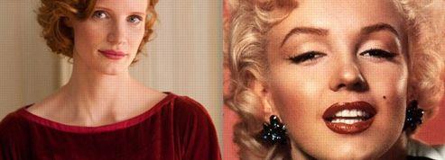 Jessica Chastain en négociation pour incarner Marilyn Monroe