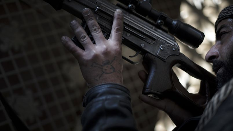 ZAC BAILLIE / AFP