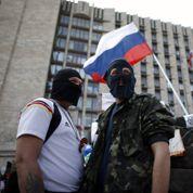 Des activistes veulent créer une «Nouvelle Russie» en Ukraine