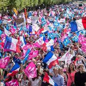 Mariage pour tous : «Hollande a coupé la France en deux»
