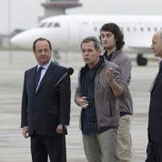 Retour des otages : pourquoi ce regard narcissique des médias sur les médias ?