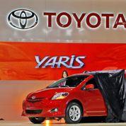 Record mondial pour Toyota avec 10millions de véhicules vendus