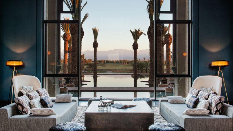 À Marrakech, un hôtel sous influence mauricienne