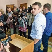 Des procès en cascade pour Navalny, ennemi juré de Poutine