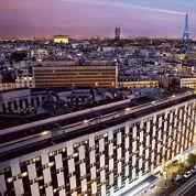 L'hôtel Méridien à Paris vendu à un prix record