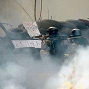 À Sloviansk, le sang coule et la guerre menace