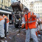 Marseille: la justice met fin au «fini parti» des éboueurs
