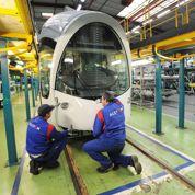 Le groupe Alstom sous pression depuis plusieurs mois