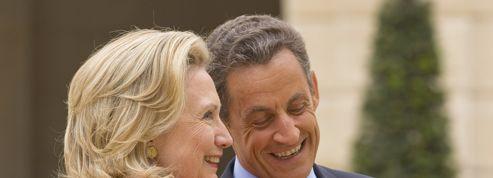 Nicolas Sarkozy a rencontré Hillary Clinton à New York