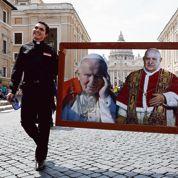 Les derniers secrets d'une double canonisation