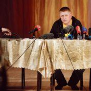 M. le maire de Sloviansk et ses nombreux «amis»