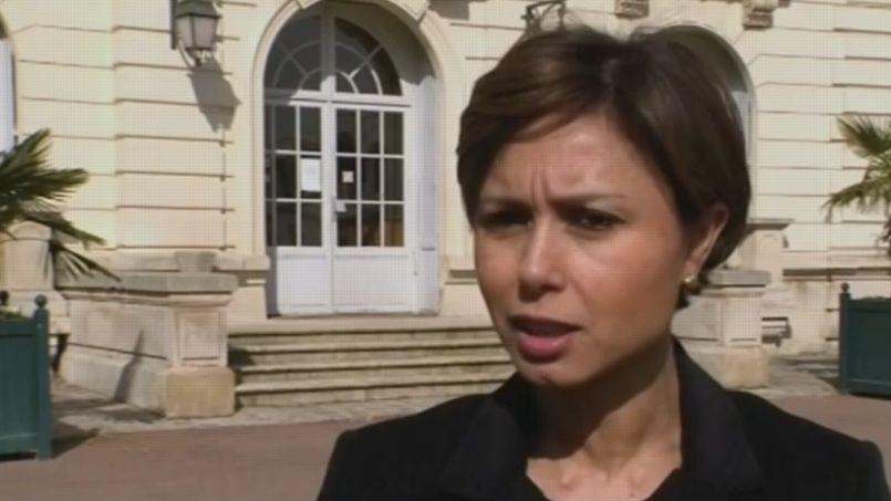Rafika Rezgui, élue de l'Essonne. (Telessonne)