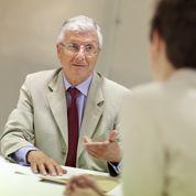 Les entreprises recrutent peu de seniors