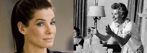 Sandra Bullock, reine des Tupperware