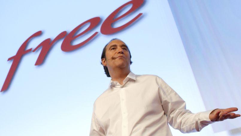 Xavier Niel, le fondateur de Free.
