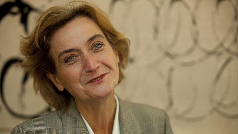 Catherine Chadelat, présidente du Conseil des ventes.