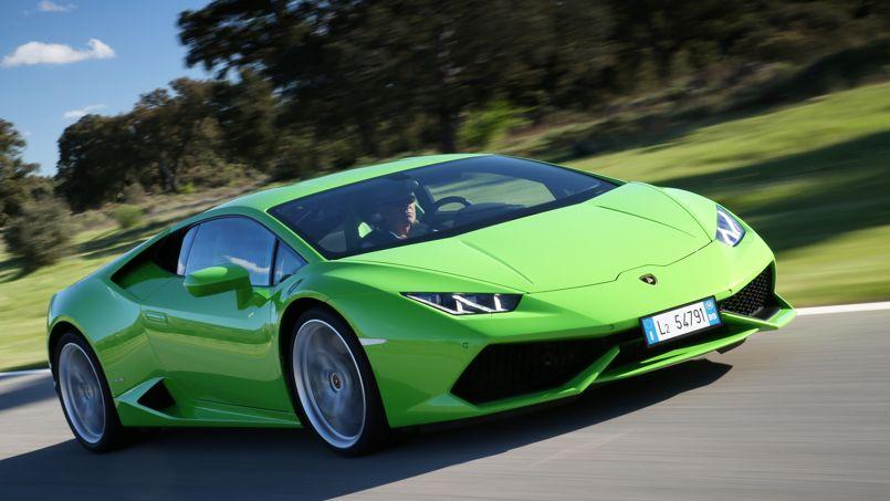 Lamborghini Huracan Un Taureau Dompt 233