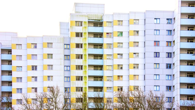 Logirep gère 36.000 logements en Ile-de-France.
