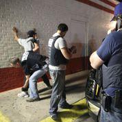 600 membres de gangs arrêtés aux États-Unis