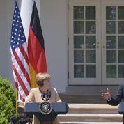 Merkel et Obama font front commun contre Poutine