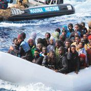 Nouvelle déferlante de migrants en Sicile