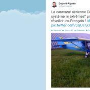 Le fondateur de «Hollande démission» travaille pour Dupont-Aignan
