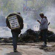 Assaut en trompe l'œil dans l'Est ukrainien