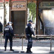 Paris : une bijouterie victime d'une spectaculaire tentative de braquage