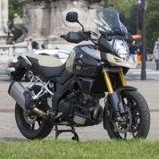 Suzuki V-Strom 1000, le sens de l'essentiel
