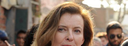 Valérie Trierweiler souhaite «bonne chance» à François Hollande