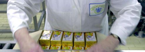 La consommation de beurre repart à la hausse en France