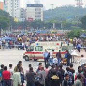 Chine: nouvelle attaque au couteau dans une gare