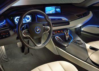 BMW i8, la bombe hybride