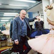 Christian Lacroix, créateur de costumes, de la Comédie-Française à l'Opéra