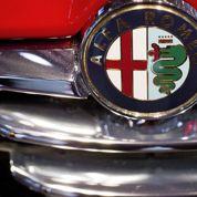 Cinq milliards d'euros pour relancer Alfa Romeo