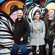 Kronos Quartet, le titan du quatuor à cordes