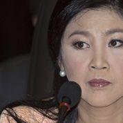 Thaïlande : la première ministre destituée