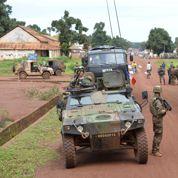 Centrafrique: l'armée française affronte les rebelles
