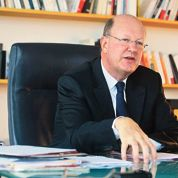 Le coup de gueule de Rémy Pflimlin, PDG de France Télévisions