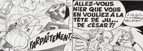 Astérix : Les Lauriers de César sont estimés 100.000 euros chez Drouot