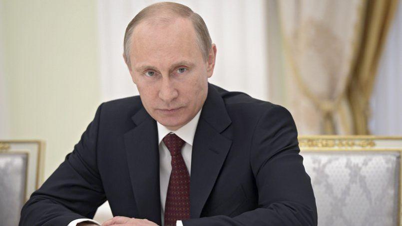 Ukraine : Poutine demande le report du référendum prorusse